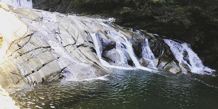 私の好きな場所~轟の滝(鹿児島県肝属郡肝付町波見)~